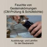08-Feuchte von Gesteinskörnung (CM)
