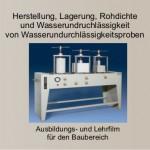 19-Wasserundurchlässigkeitsproben